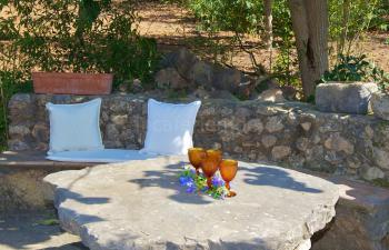 Erholung und Entspannung im Garten