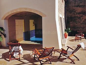 Doppelzimmer und suiten im fincahotel mit pool in arta for Style hotel mallorca