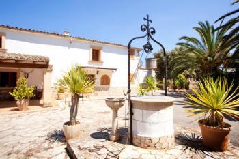 Finca-Hotel im Süden von Mallorca