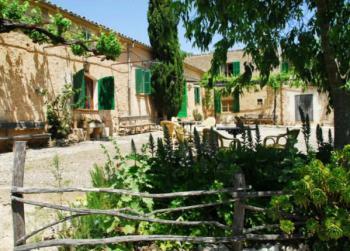 Urige Finca im Zentrum Mallorcas