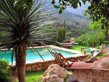 Landhotel mit Pool auf Mallorca