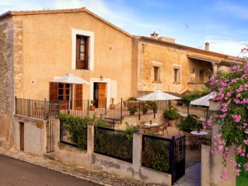Finca mit Apartments auf Mallorca