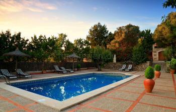 Landhotel mit Pool bei Calvia