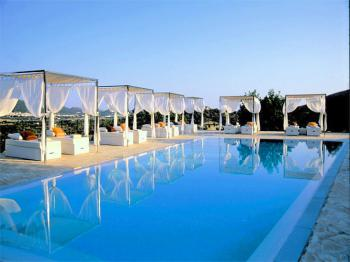 Landhotel mit Pool und Klimaanlage