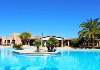 Komfortables Landhotel mit Pool - Cala d'Or