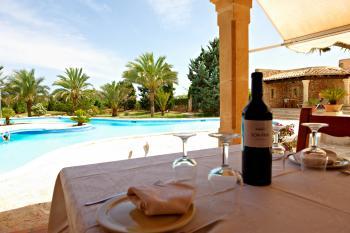 Pool - Landhotel bei Cala d'Or