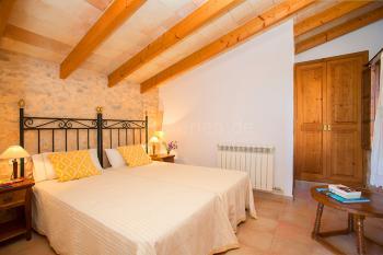 Schlafzimmer - Apartment 1
