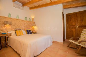 Schlafzimmer - kleines Apartment 2