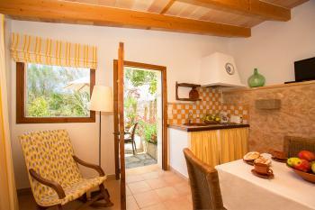 Wohnküche - kleines Apartment 2
