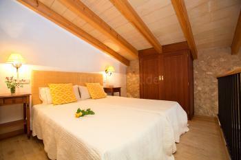 Schlafzimmer - Apartment über 2 Etagen