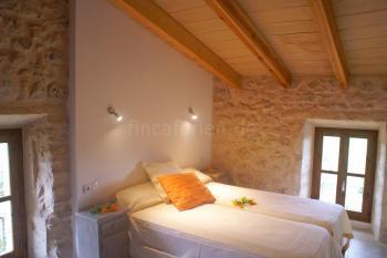 Schlafzimmer - Apartment Obergeschoss (6)