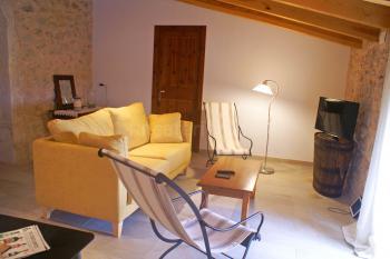 und Sitzecke - Apartment Obergeschoss (6)
