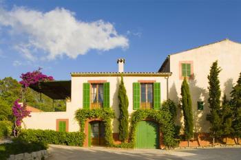 Mallorca, Montuiri, Herrenhaus