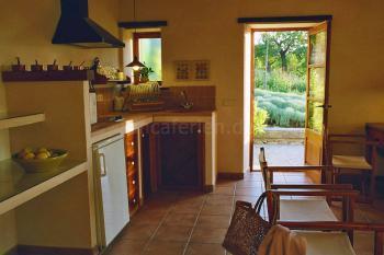 Küche im Apartment (Beispiel)