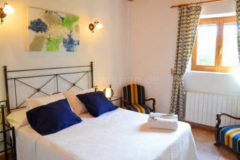 Doppelzimmer mit Bad en Suite - unten