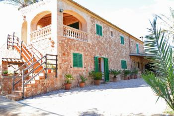 Familiäres Finca-Hotel bei Campos