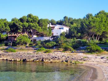 Mallorca Ferienhaus direkt am Meer