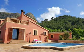 Ferienhaus mit Pool - Colonia de Sant Pere