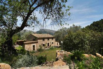 Urlaub auf Mallorca in einer großen Finca