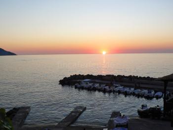 Sonnenuntergang am Meer - Port de Valldemossa