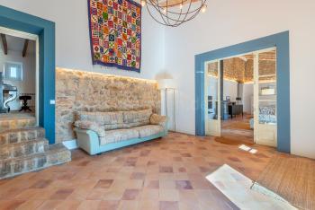 Eingangsbereich - modernisierte Finca