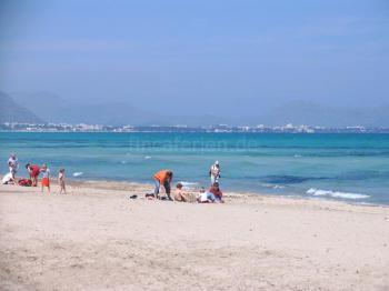 Strand von C'an Picafort