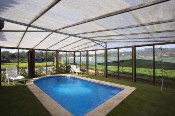 Binissalem- Ferienhaus mit beheizbarem Pool