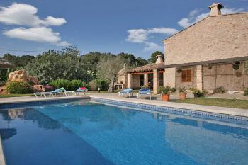 Mallorca Finca mit Garten und Pool