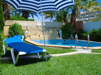Familienfreundliches Ferienhaus in Playa de Muro
