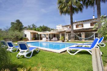 Urlaub in Finca mit Pool und Garten