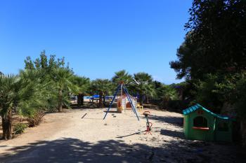 Kinderspielplatz - ideal für Familienurlaub