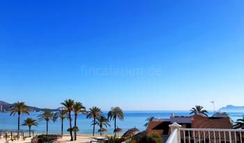 Strandnahe Ferienwohnung - Playa de Alcudia