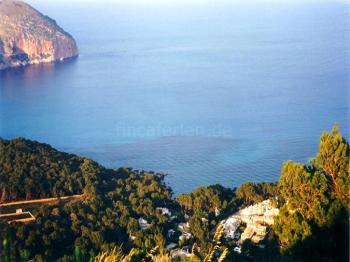 Bucht bei Canyamel