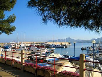 Hafen Cala Ratjada