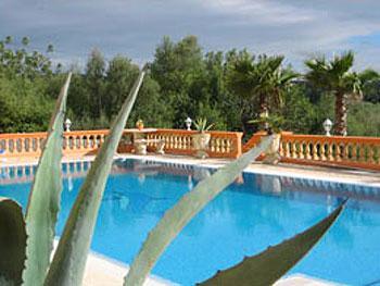 Kleine Pension mit Pool auf Mallorca
