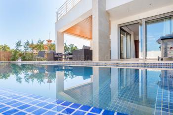 Villa mit Pool und Klimaanlage in Porto Cristo