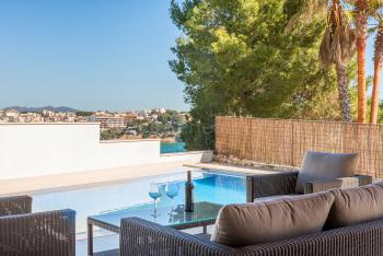 Villa für 8 Personen mit Pool in Porto Cristo
