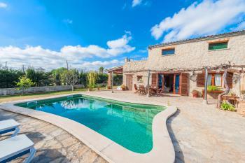 Finca für 4 Personen mit Pool bei Inca
