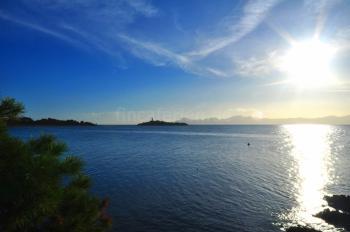 in der Bucht von Alcudia