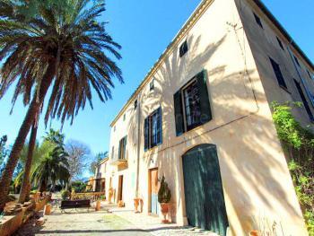 Klimatisierte Finca in Sa Garriga