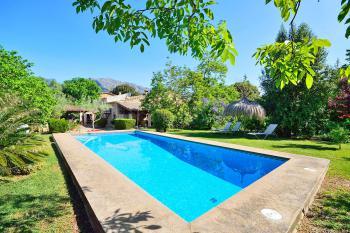 Finca mit Pool und Klimaanlage bei Pollenca