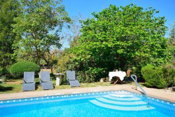 Finca mit Pool, Klimaanlage und Internet