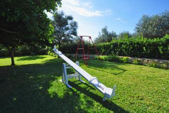 Garten zum Spielen