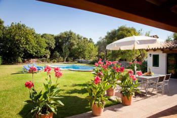 Ferienhaus mit Klimaanlage auf Mallorca