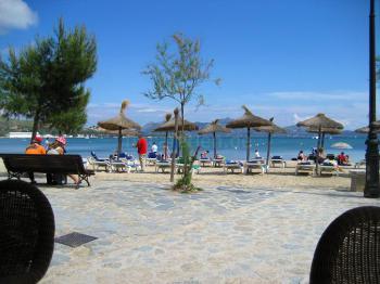 Strand Puerto de Pollenca