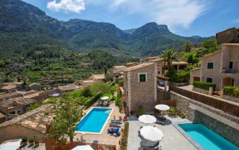 Privates Boutique-Hotel mit Pool in Deia