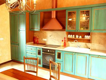 Küche (App.-Suite)