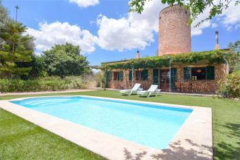 Mallorca Finca auf dem Land mit Pool
