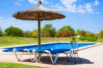 Finca mit privatem Pool in Cas Concos