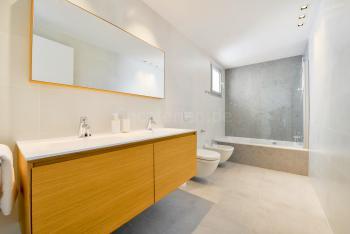 Badezimmer en Suite - OG